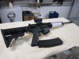 "Bushmaster QRC AR-15 .223 / 5.56 Red Dot New 16"" barrel"