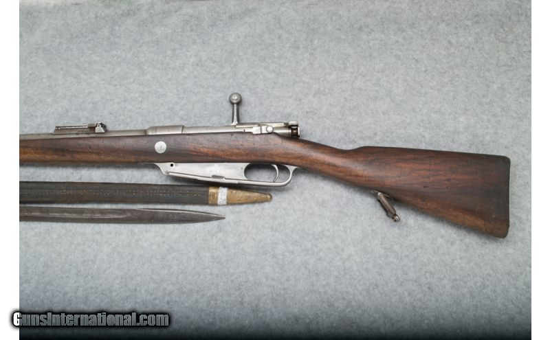 Danzic 1888-05 Commission Rifle - 8mm Mauser