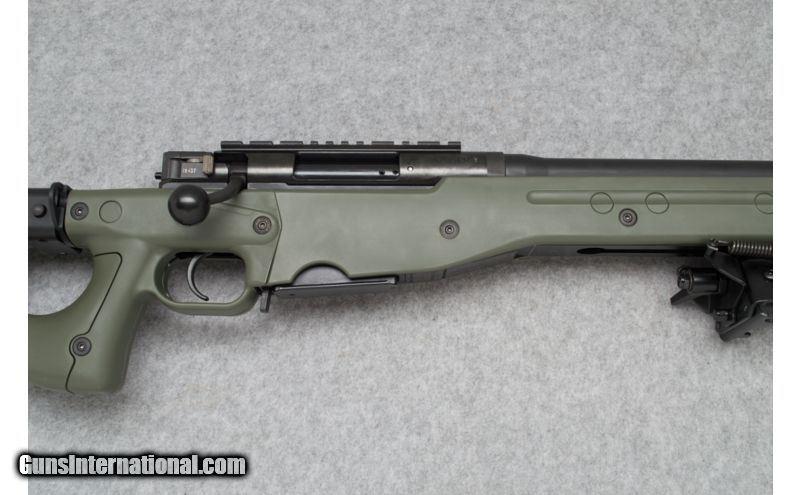 Accuracy International AE MKIII Rifle -  308 Win