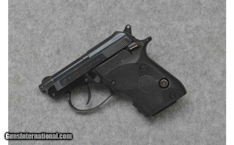 Beretta ~ 21A