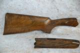 Beretta 687 12GA Sporting wood set #FL12001 - 2 of 2