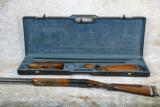 "Kriegoff Model 32 12ga with 3 Barrels - 30"", 28"", 26.5"" Pre-Owned Shotgun SN:XX397"