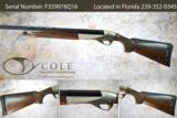 "Benelli Ethos 12g 28"" Field NEW Shotgun SN:F359976Q16"