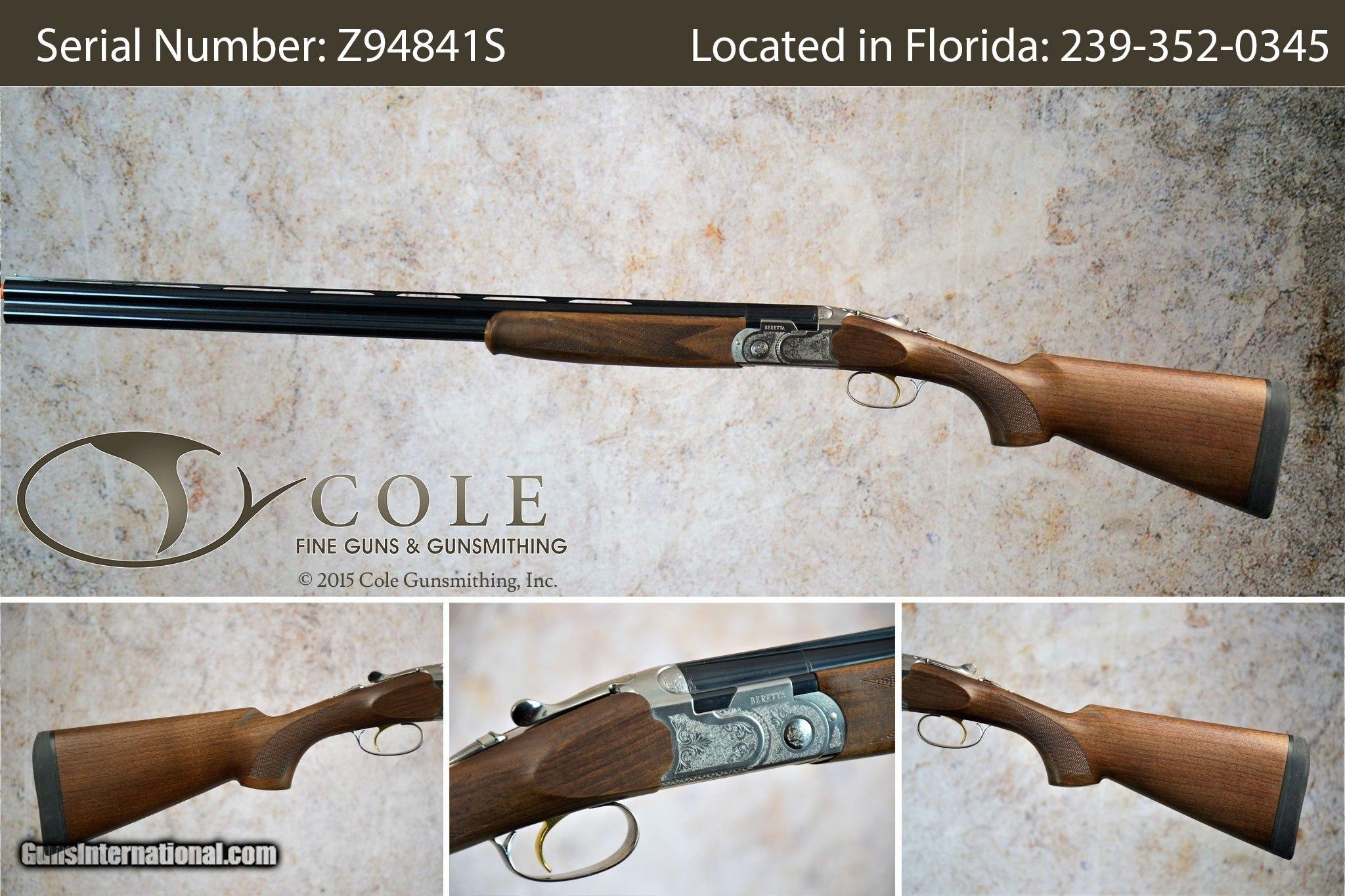 Beretta 686 Silver Pigeon I Field 20g 28