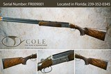 """Blaser F-3 Grand Luxe Sporting 12g 30"""" SN:#FR009001~~Pre-Owned~~ - 1 of 8"""