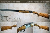 Blaser F-3 Luxus Competition Sporting 12g 32