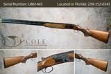 "Beretta 690 Sporting 12g 32"" Shotgun SN:#U86146S"