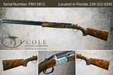 """Blaser F3 Luxus Competition Sporting 12g 32"""" SN:#FR015813"""