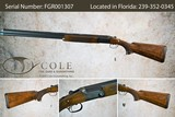 """Blaser F16 Sporting 12g 30"""" SN:#FGR001307~~Pre-Owned~Never Been Fired~~"""