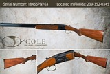 "Browning Citori Field 20g 28"" SN:#18466PN763~~Pre-Owned~~"