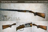 """Beretta Cole Special Silver Pigeon Sporting 20/28g 32"""" Combo SN:#RC0377"""