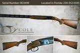 "Beretta 686 Cole Special Sporting 12g 32"" SN:#RC0499"