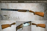 """Beretta 691 Sporting Vittoria 12g 30"""" SN:#U77739S"""