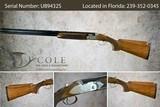 "Beretta 691 Vittoria Field 20g 28"" SN:#U89432S"