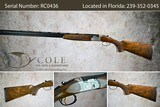 "Beretta Cole Special Silver Pigeon 20/28g 32"" Combo SN:#RC0436"