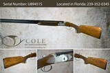 "Beretta 691 Vittoria Field 20g 28"" SN:#U89451S"