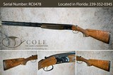 "Beretta 686 Cole Special Sporting 12g 30"" SN:#RC0478"