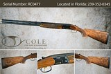 "Beretta 686 Cole Special Sporting 12g 30"" SN:#RC0477"