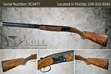 "Beretta 686 Cole Special Sporting 12g 30"" SN:#RC0471"