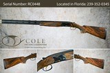 "Beretta 686 Cole Special Sporting 12g 30"" SN:#RC0448"
