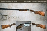 "Beretta Cole Special Silver Pigeon 20/28g 32"" Combo SN:#RC0408"
