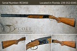 "Beretta 686 Cole Special Sporting 12g 30"" SN:#RC0450"