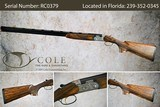 Beretta Cole Special Silver Pigeon 20g 32"