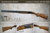 """Beretta 686 Cole Special Sporting 12g 30"""" SN:#RC0474"""