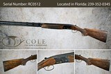 """Beretta 686 Cole Special Sporting 12g 32"""" SN:#RC0512"""
