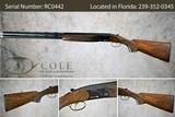 "Beretta 686 Cole Special 12ga 30"" Sporting Shotgun SN:RC0442"