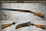"""Beretta 686 Cole Special Sporting 12g 32"""" SN:#RC0536"""