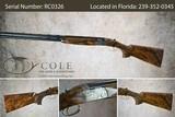 "Beretta 687 Cole Custom Sporting 12g 32"" SN:#RC0326"