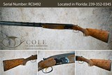 "Beretta 686 Cole Special Sporting 12g 32"" SN:#RC0492"
