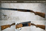 "Beretta 686 Cole Special Sporting 12g 32"" SN:#RC0489"