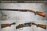 """Beretta Cole Special Silver Pigeon 20/28g 32"""" Combo SN:#RC0402"""