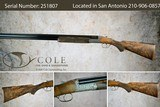 "Zoli Cole Custom Pernice Field 20g 29.5"" SN:#251807~~In Our San Antonio Store~~"