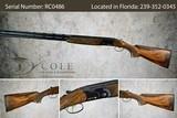 "Beretta 686 Cole Special 12ga 32"" Sporting Shotgun SN:RC0486"