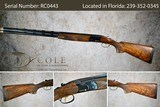 """Beretta 686 Cole Special Sporting 12g 30"""" SN:#RC0443 - 1 of 8"""