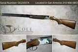 "Beretta 692 Sporting 12g 30"" SN:#SX23437A~~At Our San Antonio Store~~"