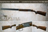 "Blaser F16 Sporting 12g 32"" SN:#FGR010149 ~~In Our San Antonio Store~~ - 1 of 8"
