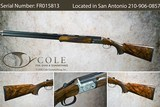 """Blaser F3 Luxus Competition Sporting 12g 32"""" SN:#FR015813~~In Our San Antonio Store~~"""