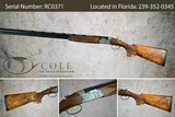 """Beretta Cole Special Silver Pigeon 20/28g 32"""" Combo SN:#RC0371"""