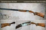 """Beretta Cole Special Silver Pigeon 20/28g 32"""" Combo SN:#RC0346"""