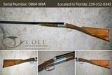 """Beretta 486 Field 28g 28"""" SN:#DB04189A - 1 of 8"""