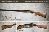 "Beretta Cole Special Silver Pigeon 20/28g 32"" Combo SN:#RC0354"
