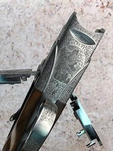 """Beretta SO-10 Sparviere Field 12g 28"""" SN:#SP0029B~~Engraved by Franzini~~ - 14 of 24"""