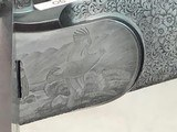 """Beretta SO-10 Sparviere Field 12g 28"""" SN:#SP0029B~~Engraved by Franzini~~ - 19 of 24"""