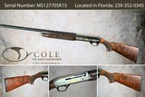 "Benelli Montefeltro Silver Field 12g 28"" SN:#MS127705K15~~Pre-Owned~~ - 1 of 9"