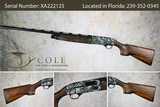 "Beretta A400 Cole Pro Sporting 12g 30"" SN:#XA222125 - 1 of 9"