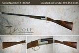 "Beretta 471 Silver Hawk Field 20g 28"" SN:#S11670A~~Pre-Owned~~"